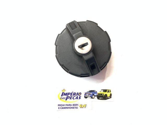 Tampa Tanque Combustível S10 01/11 #10692