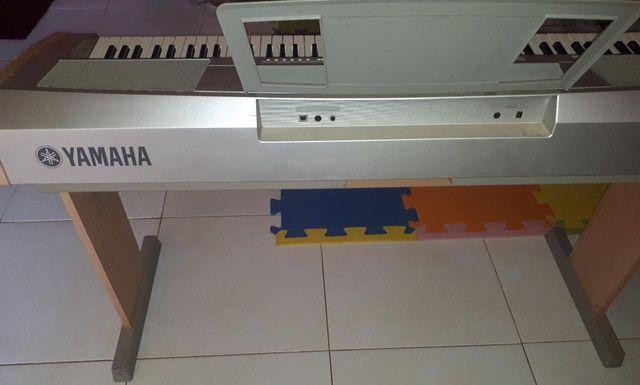 Vendo Piano eletronico yamaha DGX-505 - Foto 3