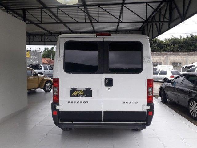 Peugeot Boxer 2.3 Minibus 15/16L TB Diesel 2012 - Foto 6