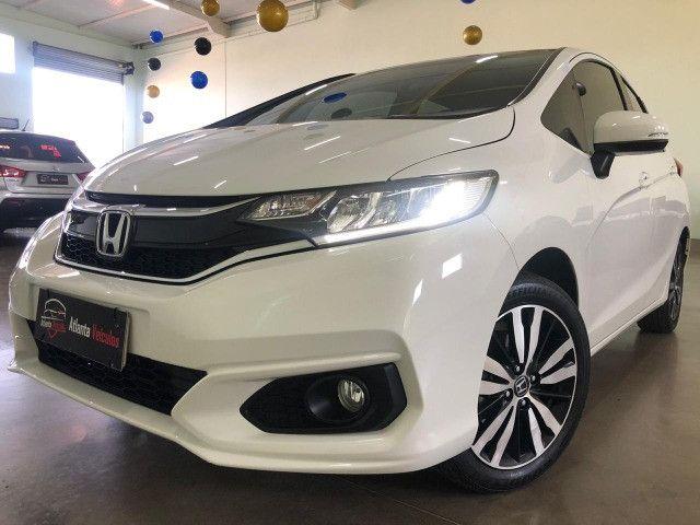 Honda Fit exl ano 2019 Automático - Procedência - Único Dono - Foto 7