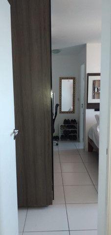 Apartamento com vista mar Condominio Bem Viver Club bairro Jacarecanga - Foto 7