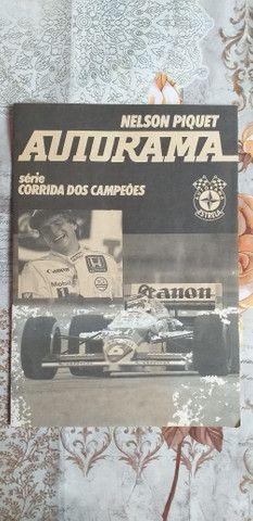 Autorama Nelson Piquet Corrida dos Campeões (Perfeito estado) - Foto 5