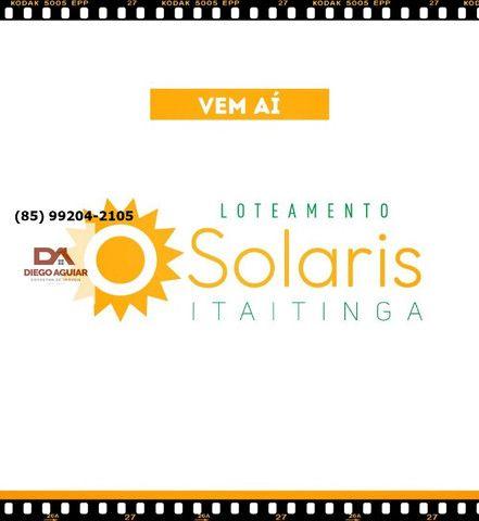 Loteamento Solaris em Itaitinga #$%¨& - Foto 6
