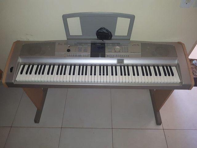 Vendo Piano eletronico yamaha DGX-505