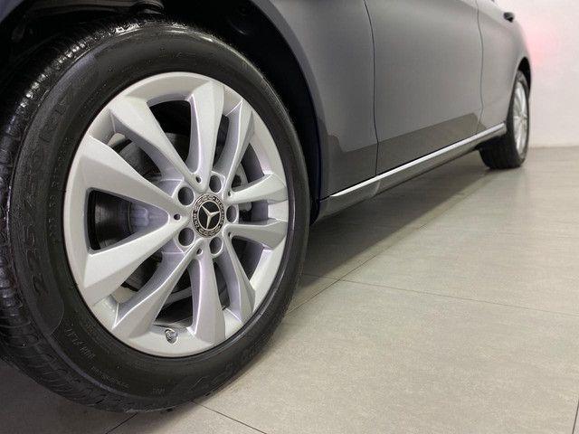 Mercedes c-180 2020 c/500km. igual a zerokm. léo careta veículos - Foto 5