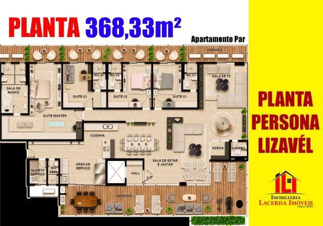 Villa Residence 367M² 04 Suítes - Foto 11