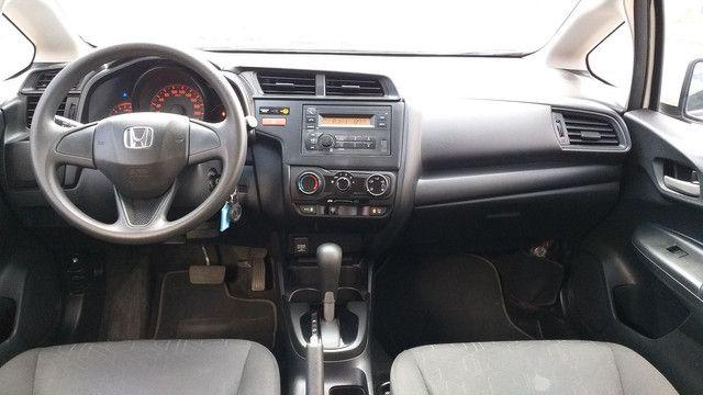 .Honda Fit Elx 1.5 Automático  Flexone  ano 2015 - Foto 8
