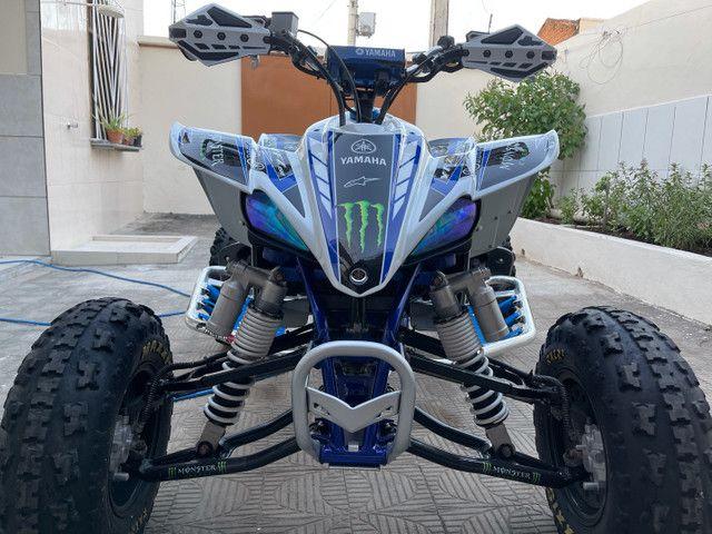 Raptor yfz450 2009 carburado