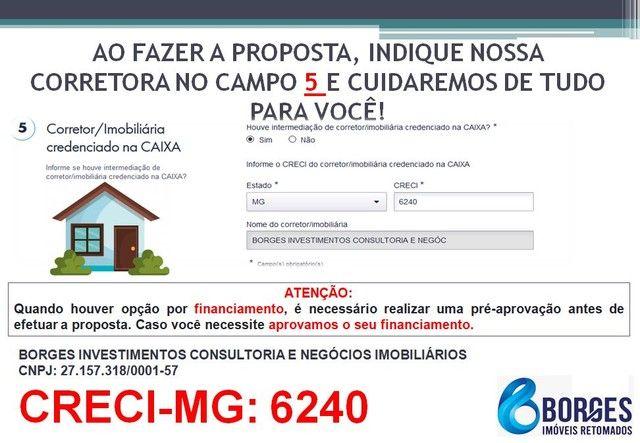 LOTEAMENTO NOVO HORIZONTE - Oportunidade Única em PITANGUI - MG | Tipo: Apartamento | Nego - Foto 12