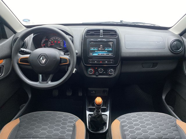 Renault KWID KWID OUTSIDER 1.0 Flex 12V 5p Mec. - Foto 12