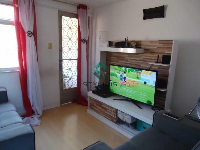 Apartamento à venda com 2 dormitórios em Cascadura, Rio de janeiro cod:C22083