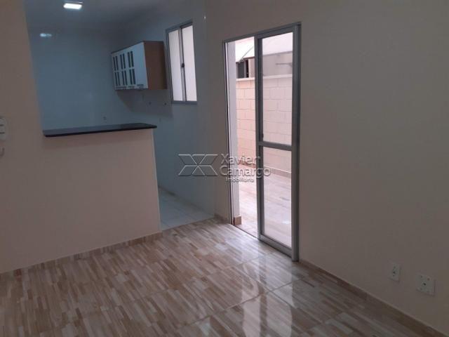 Apartamento para alugar com 2 dormitórios em Jardim paulista, Rio claro cod:7483 - Foto 2