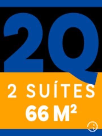 Apartamento à venda com 2 dormitórios em Setor central, Goiânia cod:5370 - Foto 3