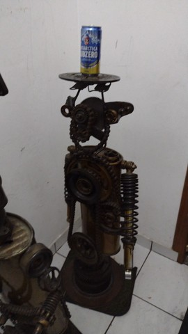 Robôs decorativos - Foto 6