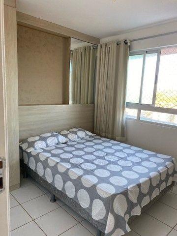 Apartamento 2/4 Mobiliado Vista Mar - Cond. Verano de Ponta Negra  - Foto 16