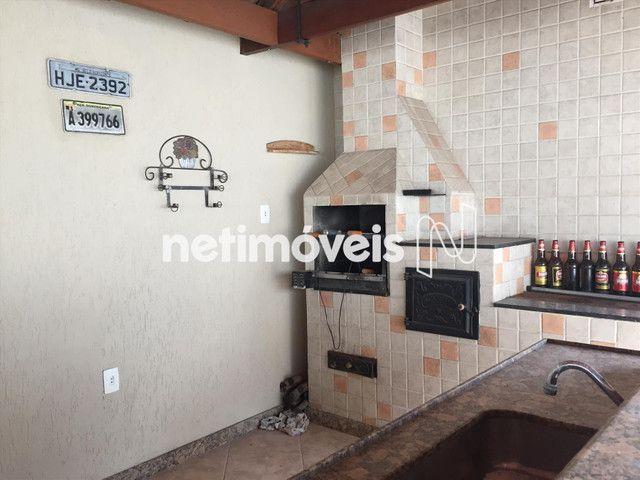 Casa à venda com 4 dormitórios em Castelo, Belo horizonte cod:741602 - Foto 4
