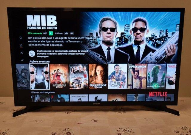 Tv Samsung led full hd smart wi-fii 40 polegada  - Foto 4