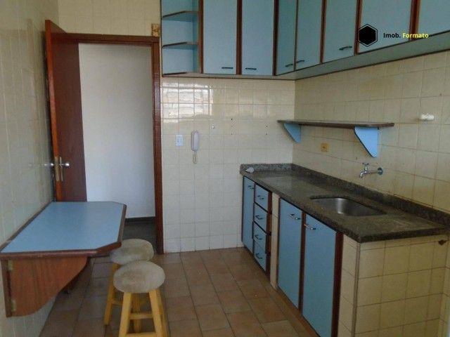 Apartamento com 2 dormitórios para alugar, 80 m² por R$ 950,00/mês - Vila Morumbi - Campo  - Foto 13