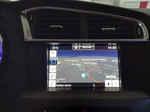 Citroen C4 Lounge Exclusive 1.6 turbo Thp Flex Aut 4p 2018 (Uber Black)  - Foto 10