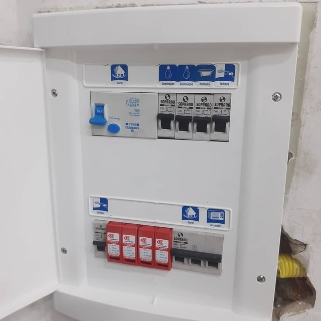 Eletricista residencial e manutenção Eletrica - Foto 2