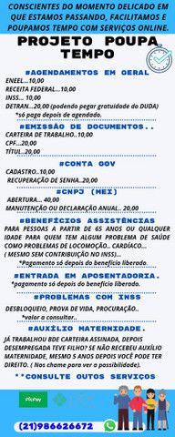 Declaração Imposto de renda.
