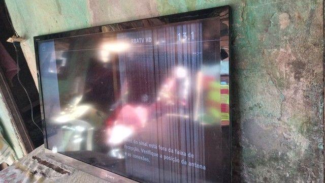 """TV Sony 49"""" defeito no display  - Foto 2"""
