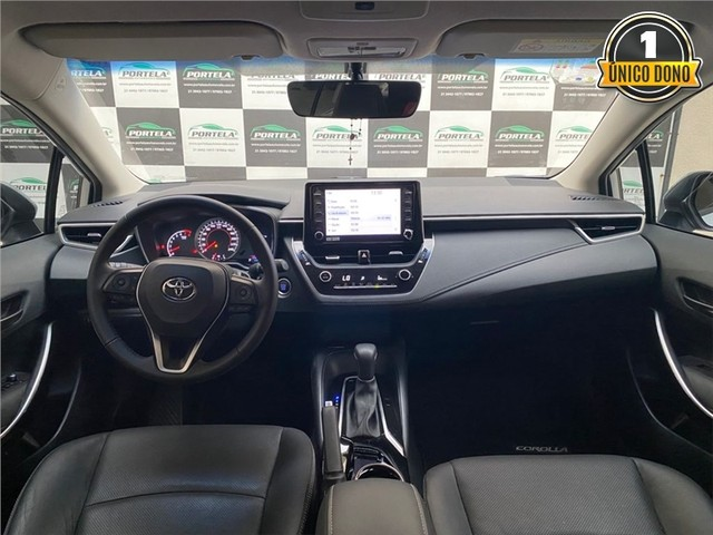 Toyota Corolla 2021 2.0 vvt-ie flex xei direct shift - Foto 6