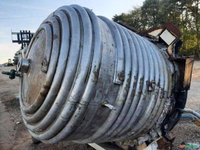 Reator em Aço inox 316L - Foto 2