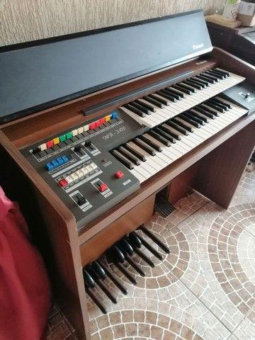 Órgão minami MR 3100