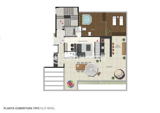 Apartamento à venda com 4 dormitórios em Ouro preto, Belo horizonte cod:641691 - Foto 18