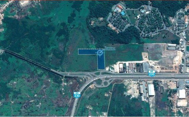 Terreno com 44 mil m² - Marabá - Frente para Rodovia Transamazonica