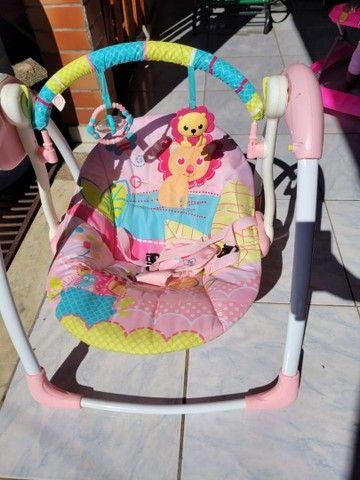 Bebê conforto e cadeira infantil