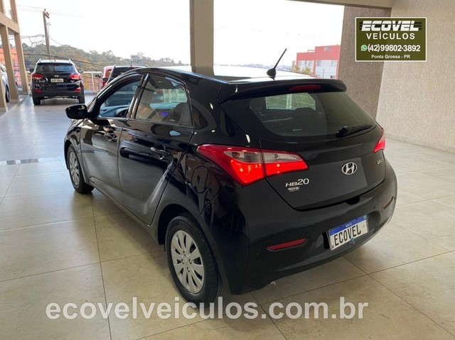Hyundai HB20 C./C.Plus/C.Style 1.6 Flex 16V Mec. - Foto 8