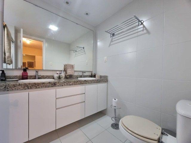 Incrivel apartamento 3 suítes, varanda gourmet, nascente, na Barra - Foto 9