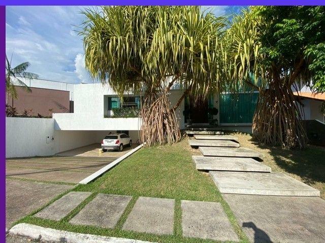 Condomínio itaporanga Três Casa 5 Quartos Ponta Negra  - Foto 8