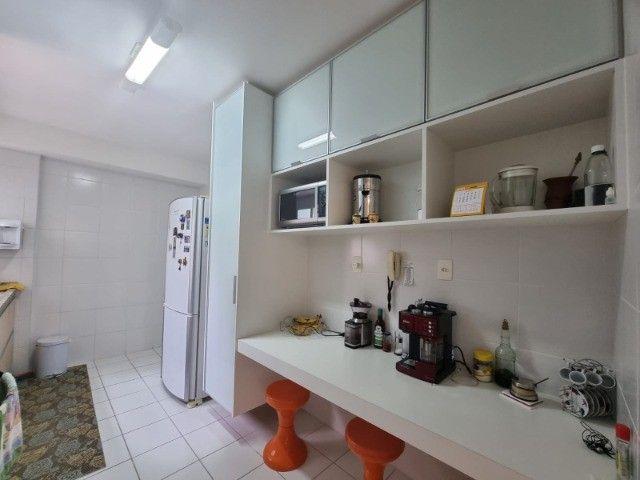 Incrivel apartamento 3 suítes, varanda gourmet, nascente, na Barra - Foto 7