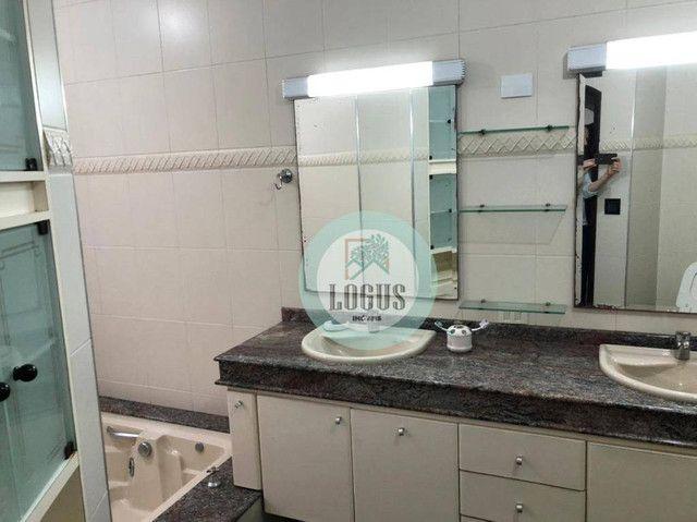 Casa com 4 dormitórios para alugar, 550 m² por R$ 9.000,00/mês - Santa Terezinha - São Ber - Foto 11