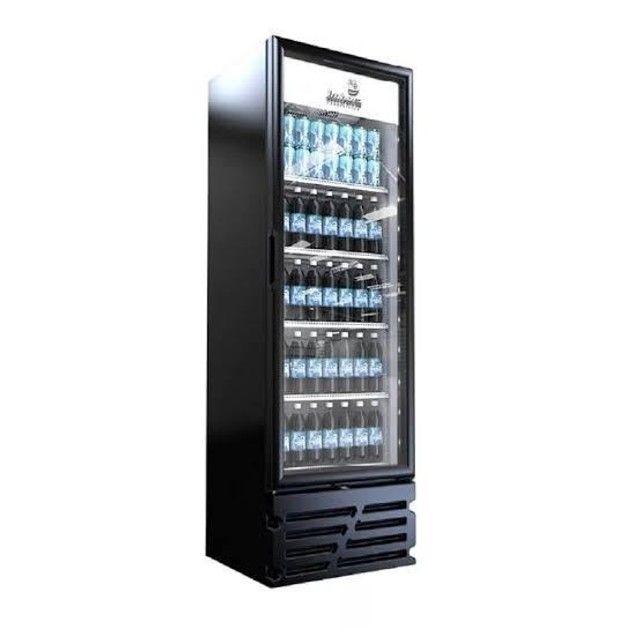v- Cervejeira 454 litros porta de vidros - Foto 2