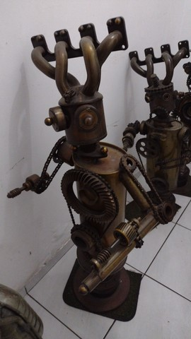 Robôs decorativos - Foto 4