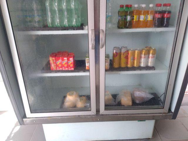 Vendo  geladeira  expositor   - Foto 2