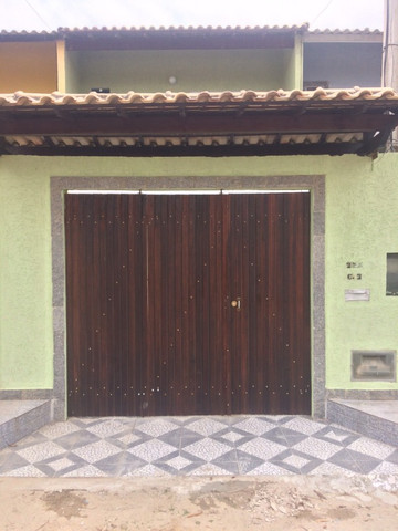 COD 450- Casa Duplex- Bairro Estação, São Pedro da Aldeia - Foto 14