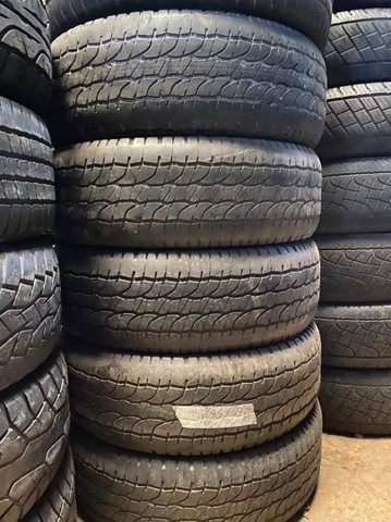 Pneus 265/65/17 Michelin valor de cada pneu 219.00