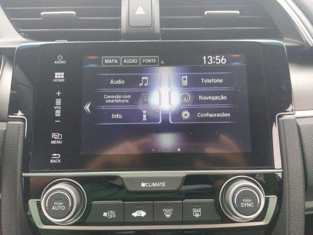 Honda Civic EXL 2.0 Flex 2020 - Foto 14