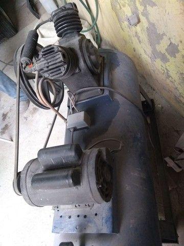 Compressor 200 litros  - Foto 3