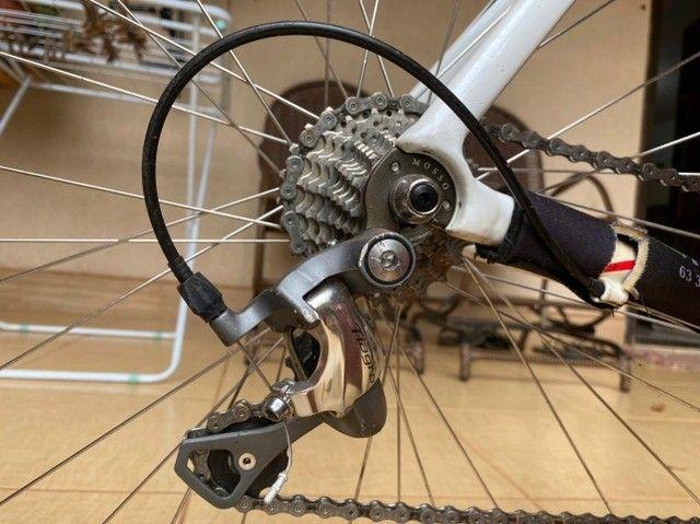 Bicicleta speed toda no shimano tiagra (bike) - Foto 3