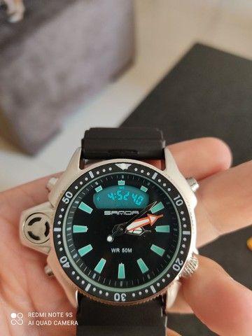 Relógio Sanda 3008 - Foto 5