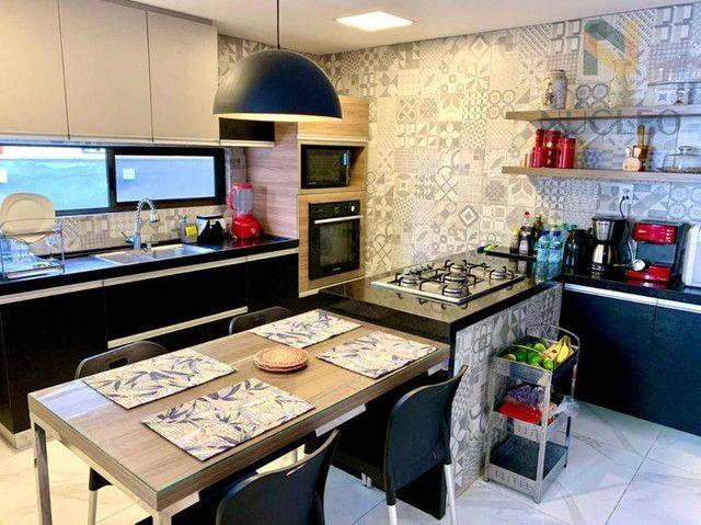 Casa de condomínio com 5 suítes à venda, 340 m² por R$ 1.700.000 - Intermares - Cabedelo/P - Foto 5