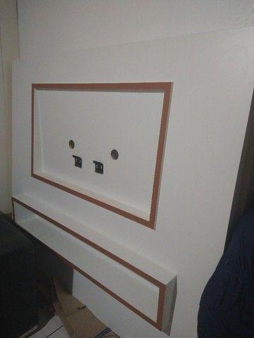 Painel para TV 32 polegadas em MDF