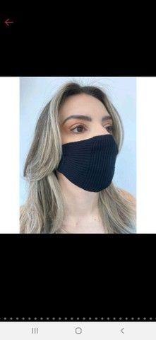 Mascara de tricô - TOP das blogueiras