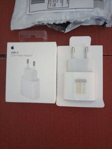 Carregador de iPhone original 20w USB-C